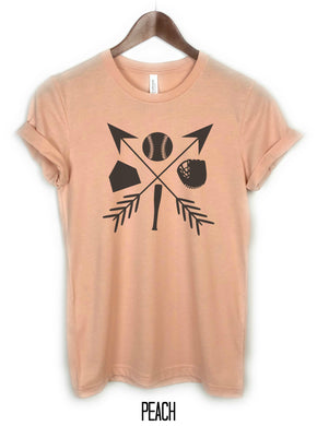 Baseball Arrow Shirt