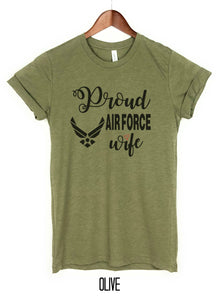 Proud Airforce Wife