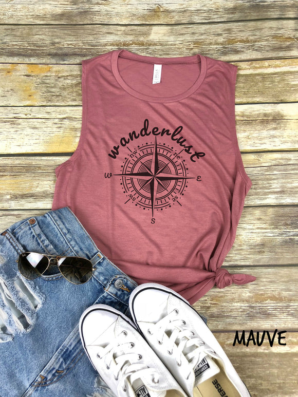 Wanderlust (with Compass)