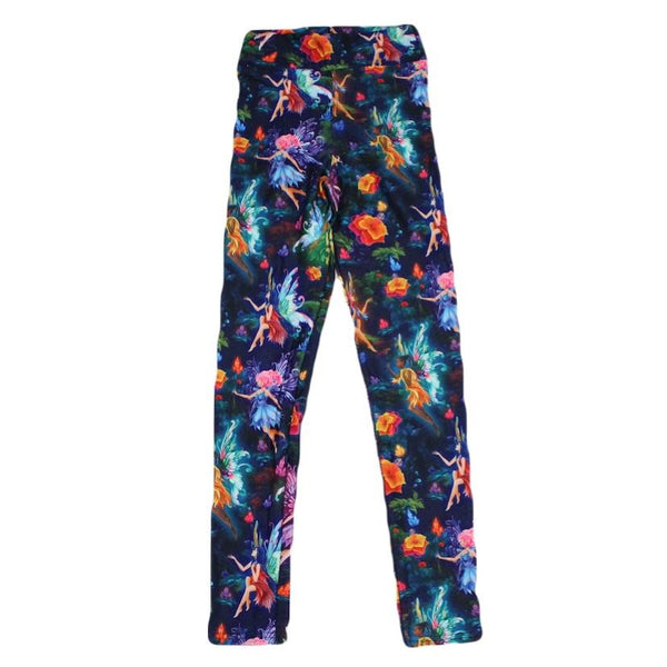 Woodland Fairies (kid size leggings)