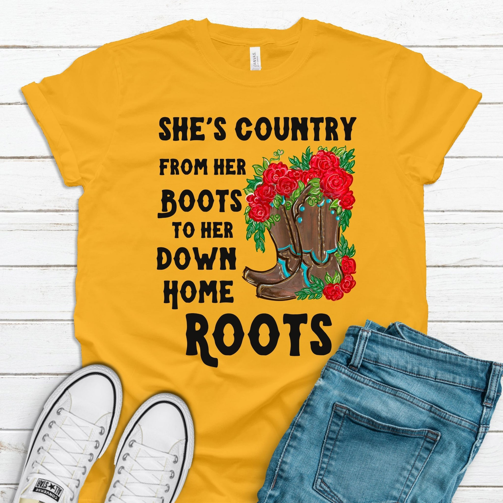S - She's Country - Mustard