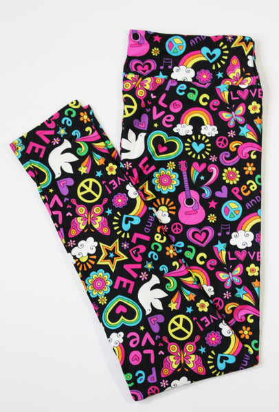 Groovy full length legging