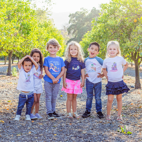Freelie & Berrio responsibly produced kids clothing