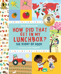 Kids Books about Healthy Eating