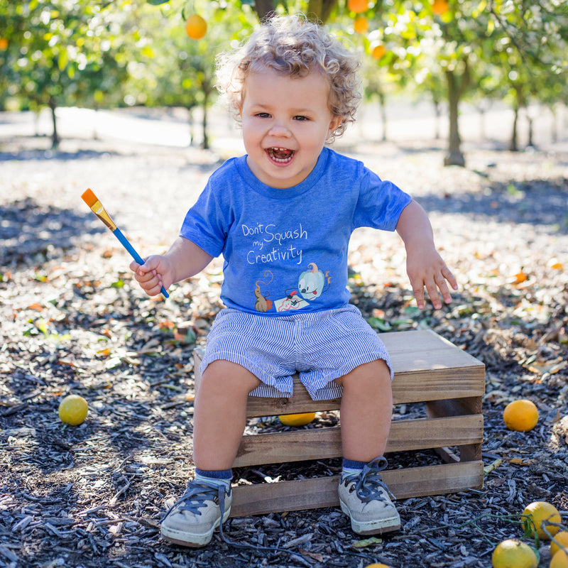 Squash Boys Toddler Tee