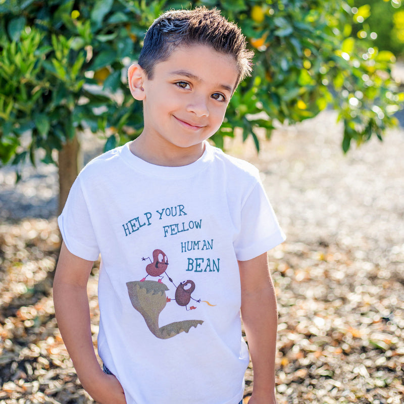 Human Bean Toddler Tee