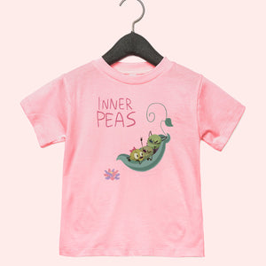 Peas Boat Girls Toddler Tee