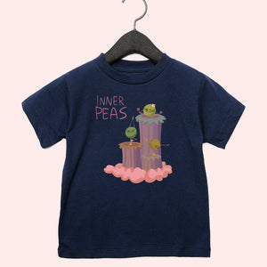 Peas Yoga Girls Toddler Tee
