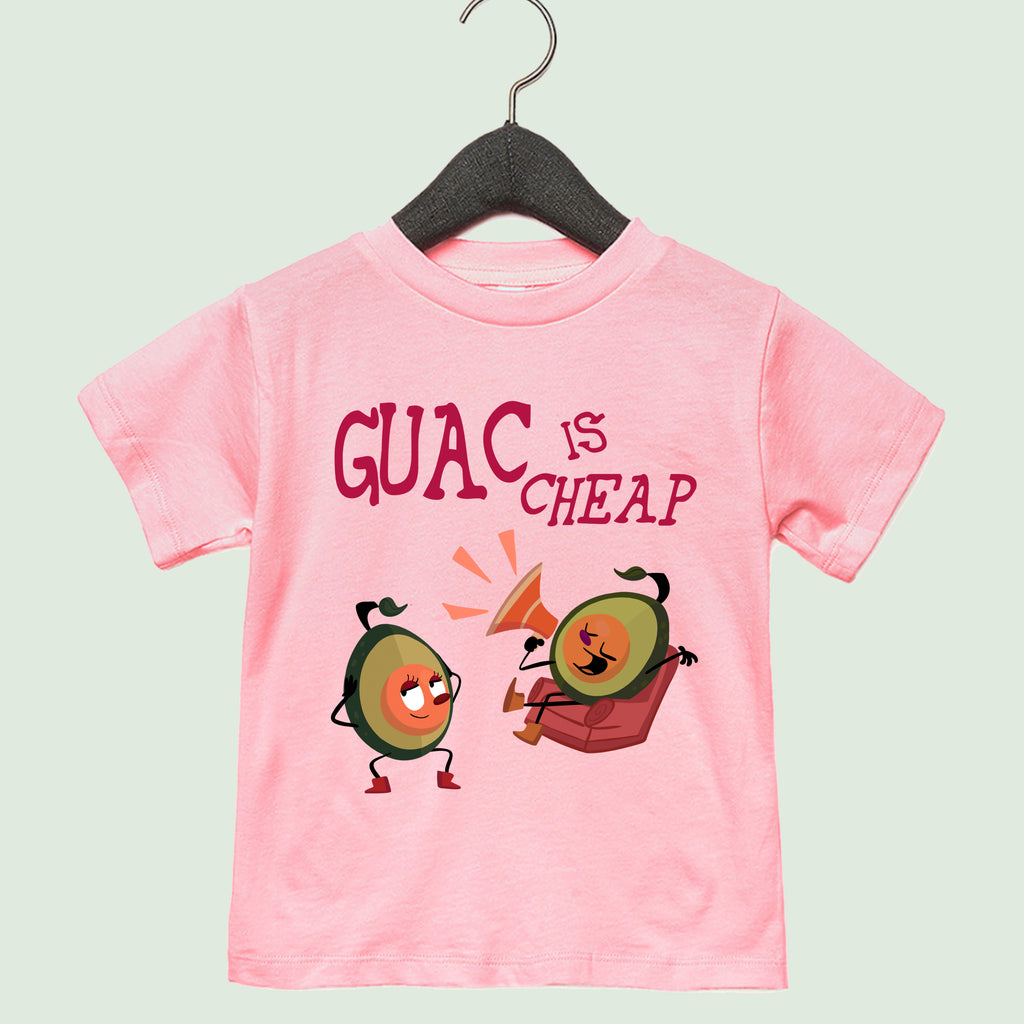 Avocado Toddler Tee