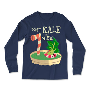 Kale Youth Long Sleeve Tee