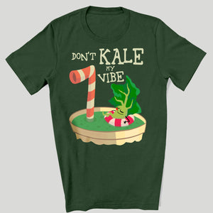 Kale Youth Short Sleeve Tee