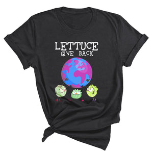 Lettuce Give Back Tee