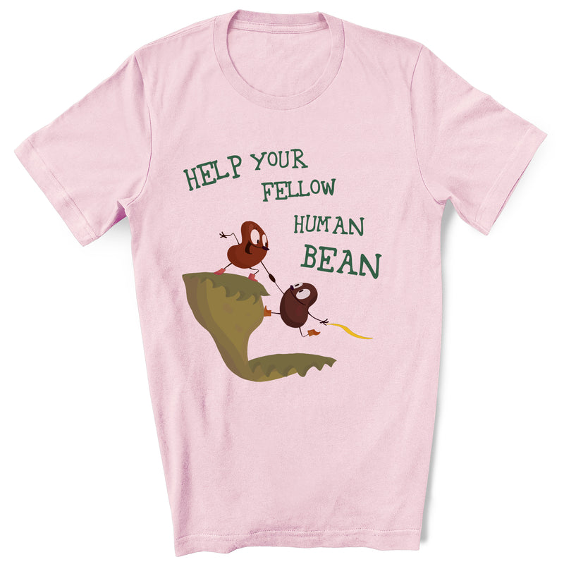 Human Bean Youth Tee