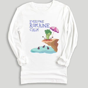 Romaine Calm Toddler Long Sleeve
