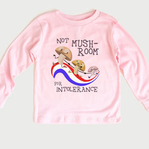 Mushroom USA Toddler Long Sleeve
