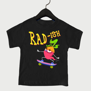 Radish Boy Toddler Tee