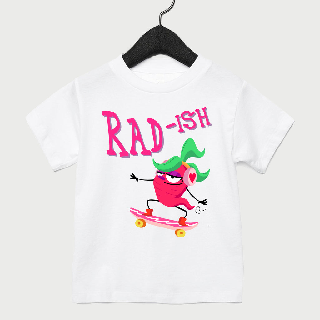 Radish Toddler Tee Light