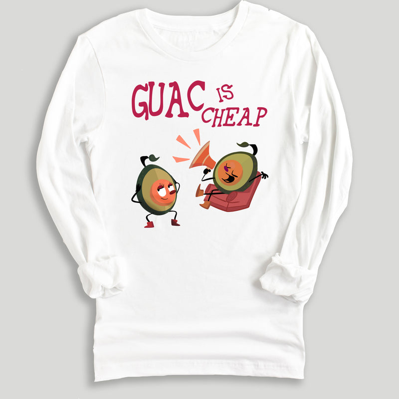 Avocado Youth Long Sleeve Tee