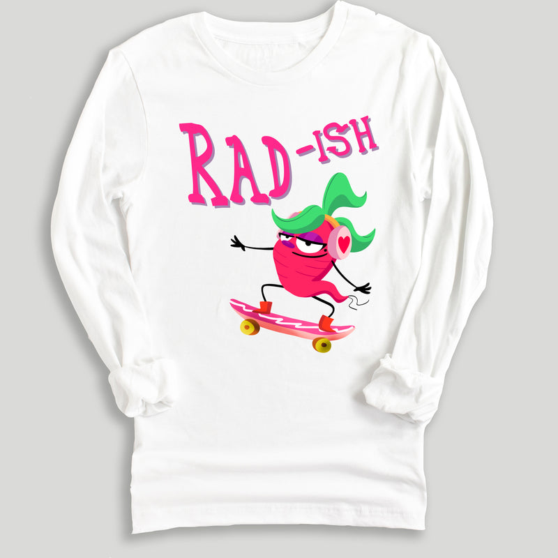 Radish Youth Long Sleeve Light
