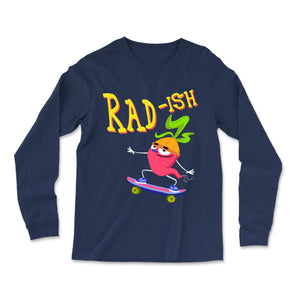 Radish Youth Long Sleeve Dark