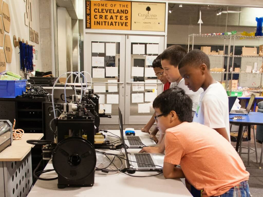 MakerGear Brings STEM to Life at the Great Lakes Science Center