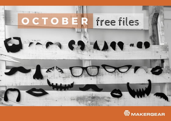 October Free Files