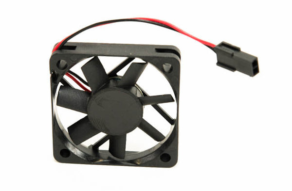 50 mm Cooling Fan for the MakerGear M2 - Available in 12 V and 24 V (volts).