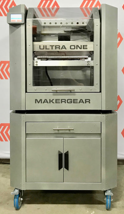 Ultra One 3D Printer Cart