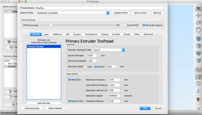 Simplify 3D® Software - MakerGear™ - 3