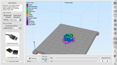 Simplify 3D® Software - MakerGear™ - 1