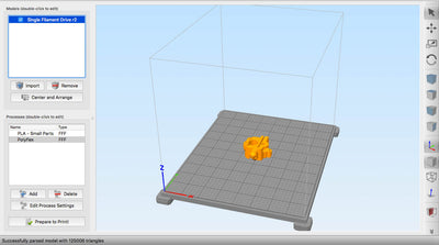Simplify 3D® Software - MakerGear™ - 2