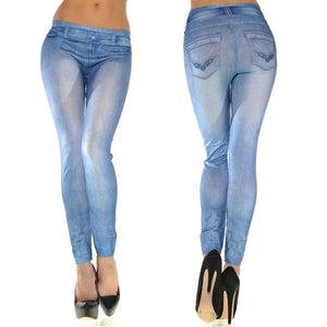 Jeans For Women Elastic Stretch Jeans Woman Skinny Black Jeans Push Up Women Jeans Leggin Femme Slim Pants Leggings Trousers