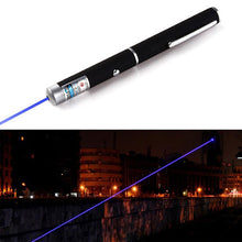 Load image into Gallery viewer, Powerful Red/Purple 2 Colors Laser Pointer Pen violet teaching presenter Beam Light High Power Hunting laser Sight device Free shipping