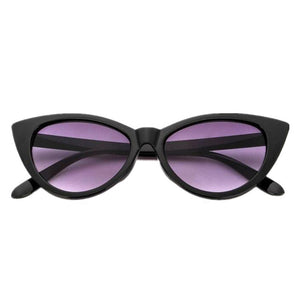 Sexy Cat Eye Sunglasses Retro Vintage Sun glasses Women Sunglasses Cat Eye Style Brand Designer Glasses oculos de sol