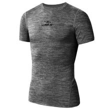 Load image into Gallery viewer, Nesa Fashion Shirt Short Sleeve Solid Running T-shirts Men Summer Fitness Male Quick Dry Bodybuilding Crossfit Tops M-2XL