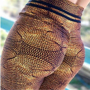 Nesa Fashion Leggings Women Europe And United States Stitching Breathable Slim Pants Conventional Hip Polyester Female Womens Legging