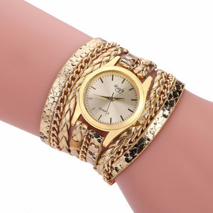 Sloggi luxury relogio feminino Dress women Bracelet Watch woman Casual Relojes Mujer punk style Ladies Quartz Wrist Watch Women