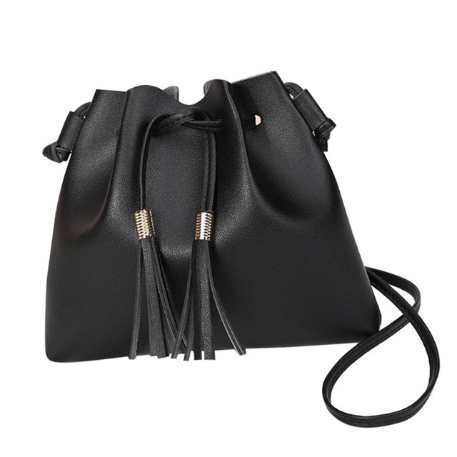 1893959bc ... Load image into Gallery viewer, Fashion Women Tassels Crossbody Bag  Ladies Large Capacity Shoulder Bags ...