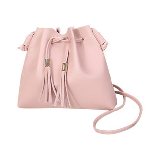 Fashion Women Tassels Crossbody Bag Ladies Large Capacity Shoulder Bags Phone Coin Bag Female Phone Money Bags for Women 2018