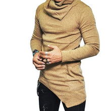 Load image into Gallery viewer, Nesa Fashion Autumn Winter Turtleneck Sweater Men Casual Knitted Sweaters Mens Long Sleeve Pullovers