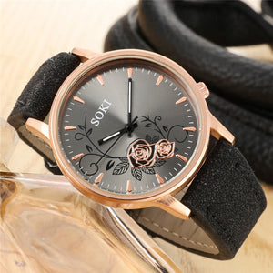 Nesa Fashion Elegant Dial Watches Women Luxury Bracelet Watch Dress Female Leather montre femme Quartz Wristwatches relogio feminino Gift