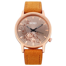 Load image into Gallery viewer, Nesa Fashion Elegant Dial Watches Women Luxury Bracelet Watch Dress Female Leather montre femme Quartz Wristwatches relogio feminino Gift