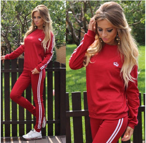 Nesa Fashion new female  tracksuits women suits set ladies brand sets sportswear