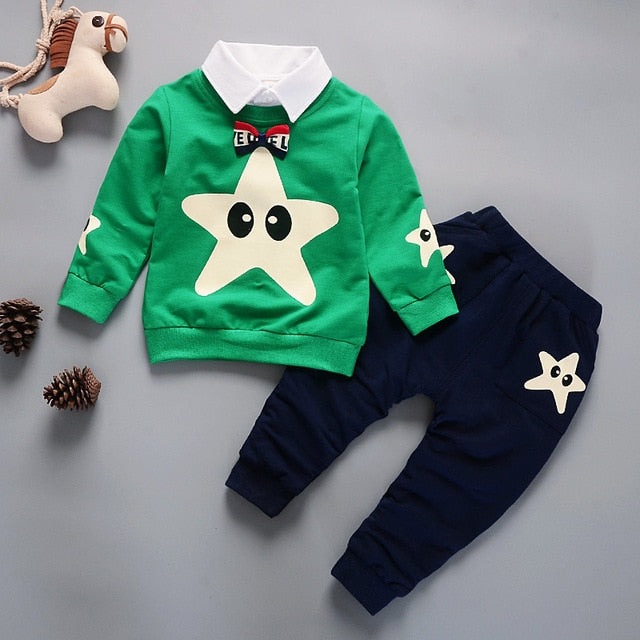 1e47eff563bb Nesa Fashion New Fashion Baby Clothes Children Boys Girls Removable Co