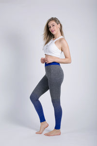 Nesa Fashion Women's  Pants Fitness Leggings Running Jogging Gym Exercise Sports Trousers