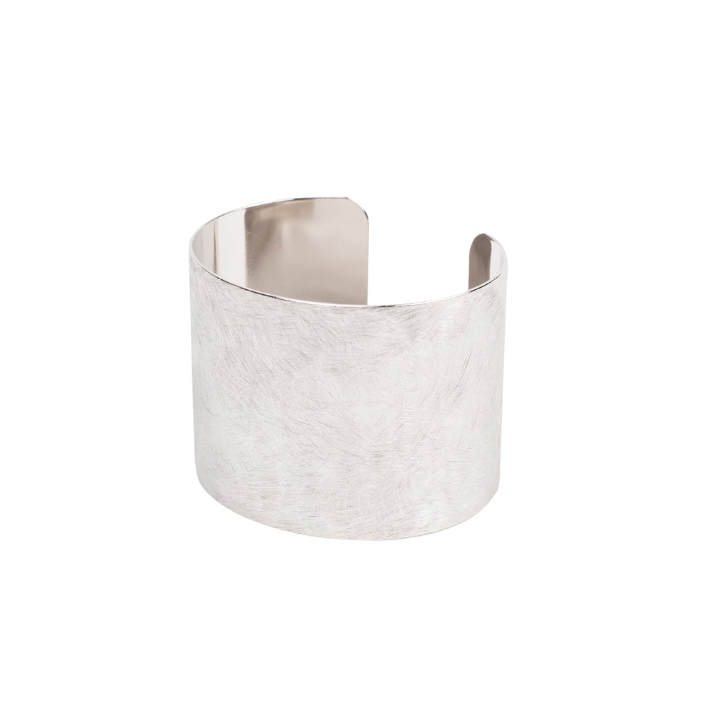 THE BRUSHED METAL CUFF