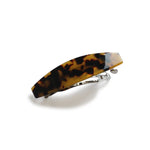 TORTOISE SHELL PONY TAIL CLIP
