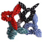 THE WIRE SCRUNCHIE