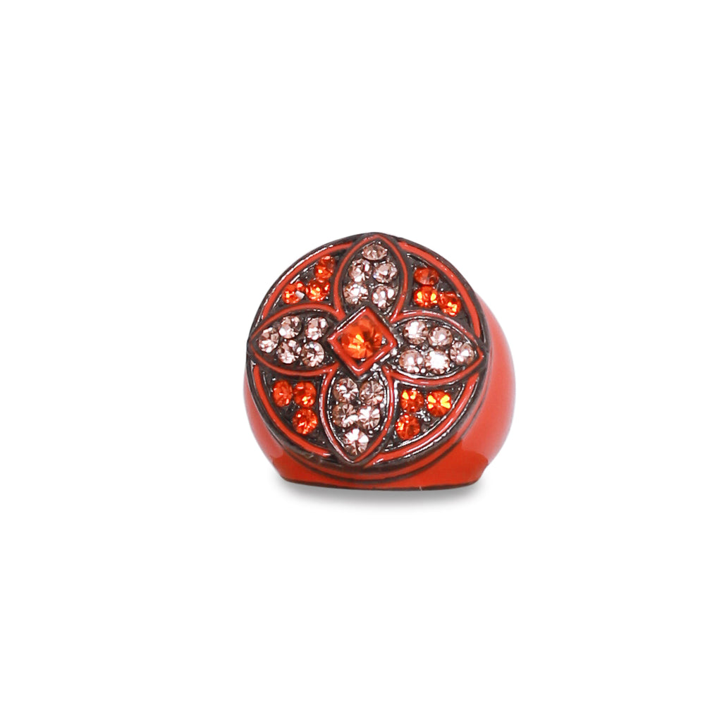 THE ENAMEL VARNA RING