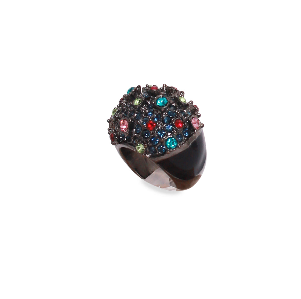 THE ENAMEL SOFIA RING